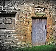 The old door by swcphotography