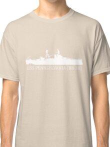 USS Pennsylvania - W Classic T-Shirt