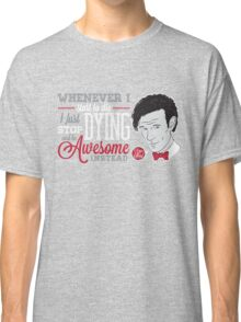 Regeneration is Awesome Classic T-Shirt