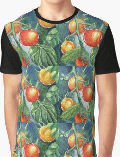 Cherry Tomatoes Graphic T-Shirt