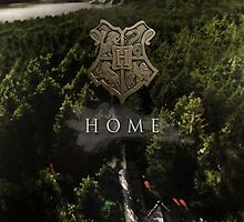 Hogwarts is Home 3 by Serdd