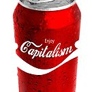 Enjoy Capitalism in a Can 1.5 by HighDesign