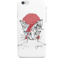 Ziggy_Starcat iPhone Case/Skin