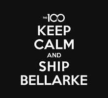The 100 - Keep Calm & Ship Bellarke Women's Relaxed Fit T-Shirt