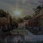 Longwood Gardens at Twilight by Judi Taylor
