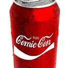 Enjoy Comic Con in a Can  by HighDesign