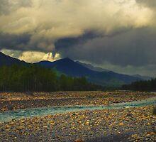 Racing River by Yukondick