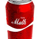 Enjoy Math in a Can by HighDesign