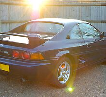 Toyota MR2 GT T-Bar by Alistair Beckett