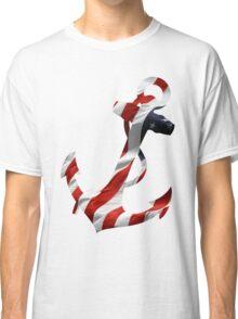 USA anchor - 2 Classic T-Shirt
