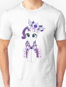 Princess Platinum Outline Unisex T-Shirt