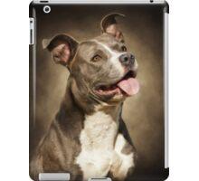 The American Blue Pit-Bull iPad Case/Skin