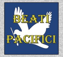 beati pacifici w/dove by dedmanshootn