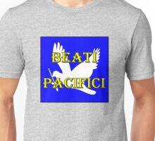 beati pacifici w/dove Unisex T-Shirt