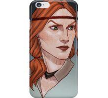 Aveline Vallen iPhone Case/Skin
