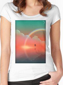 Treasure Hunt Women's Fitted Scoop T-Shirt