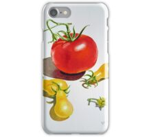Tomatoes Dance iPhone Case/Skin