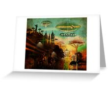 Quito 2030 Greeting Card