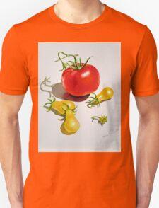 Tomatoes Dance Unisex T-Shirt