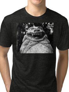 Happy Monster Tri-blend T-Shirt