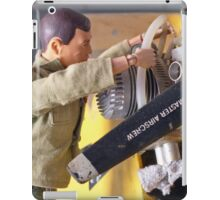 Airplane Mechanic iPad Case/Skin