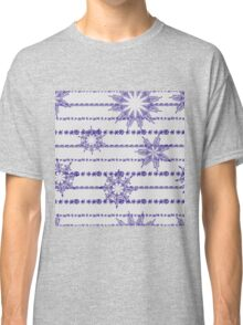 Vector abstract seamless pattern Classic T-Shirt