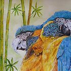 TWO HEADS ARE BETTER THAN ONE! by Marilyn Grimble