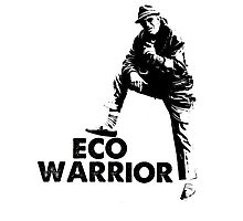 The Fast Show - Dave Angel, Eco Warrior Photographic Print