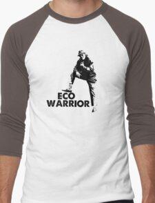 The Fast Show - Dave Angel, Eco Warrior Men's Baseball ¾ T-Shirt