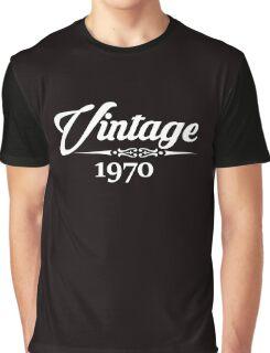 Vintage 1970 Graphic T-Shirt