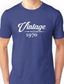 Vintage 1970 Unisex T-Shirt