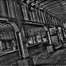 Grunge Bridge  by Michael  Herrfurth