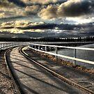 Granite Island Causeway by Ryan Carter