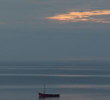 Early Morning Calm by DavidCH