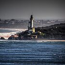 The lighthouse by Gerard Rotse