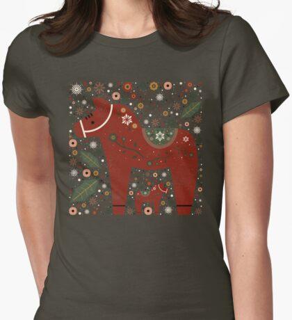 Jolly Dala Horse  T-Shirt