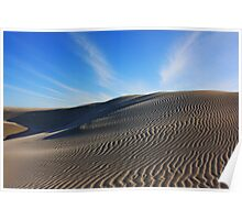 Farewell Spit dune 2 Poster