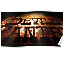 Devils Pantry Poster