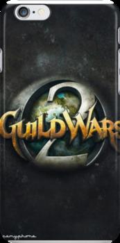 Guild Wars 2 Case by Aslfrasle