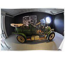 Spyker 12-16-HP Double Phaeton (1905) Poster