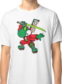 YOSHI-MITSU! Classic T-Shirt