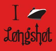 I Ship Longshot! by zatanna103
