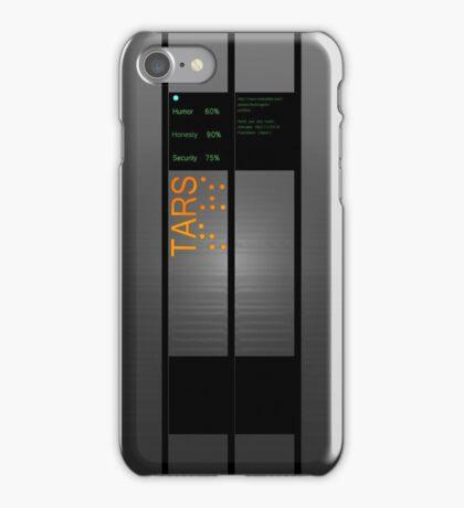 TARS Small Version iPhone Case/Skin