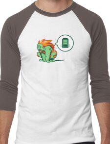 Charge Attack. Men's Baseball ¾ T-Shirt