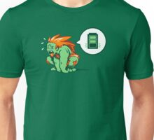 Charge Attack. Unisex T-Shirt