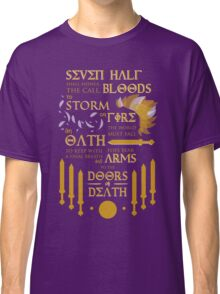 The Prophecy of Seven Classic T-Shirt