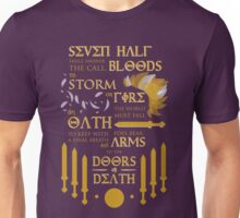 The Prophecy of Seven Unisex T-Shirt