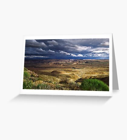 Beauty of the Canyon Greeting Card
