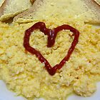 Scrambled Eggs by Sharon Brown