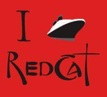I ship RedCat! by zatanna103